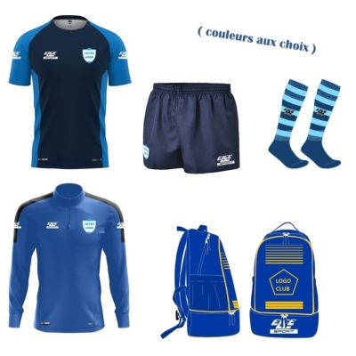 PACK PROMO RUGBY